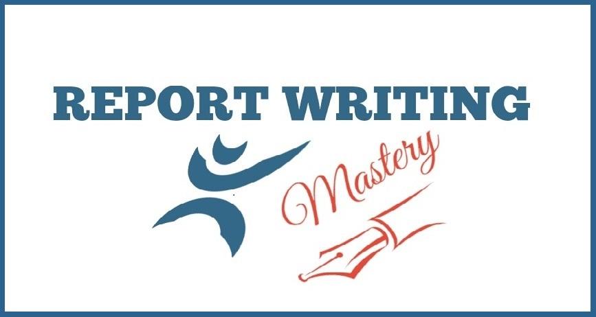 www report writing