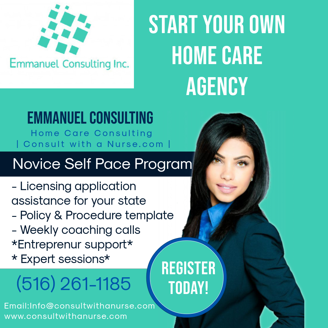 start your new year owning your own home care agency national